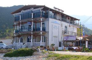 Хотелът ни Blue Sea